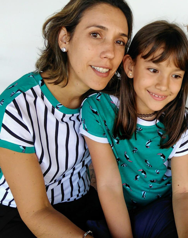 T shirts penas #presentediadasmães