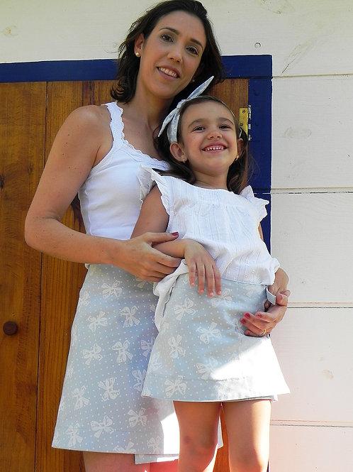 Saias Júlia (Mãe e Filha)