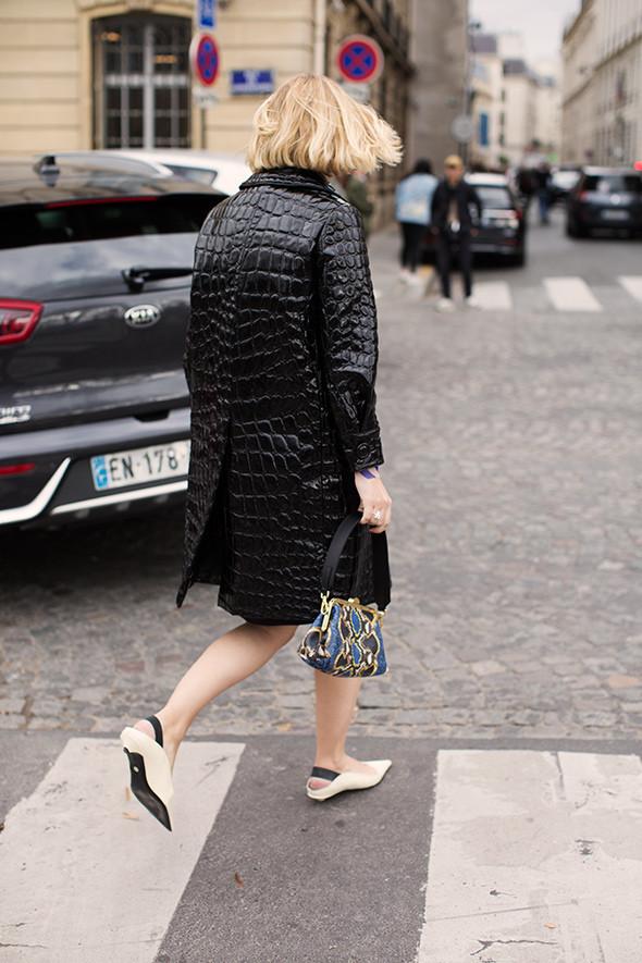 foto The Sartorialist street style Paris