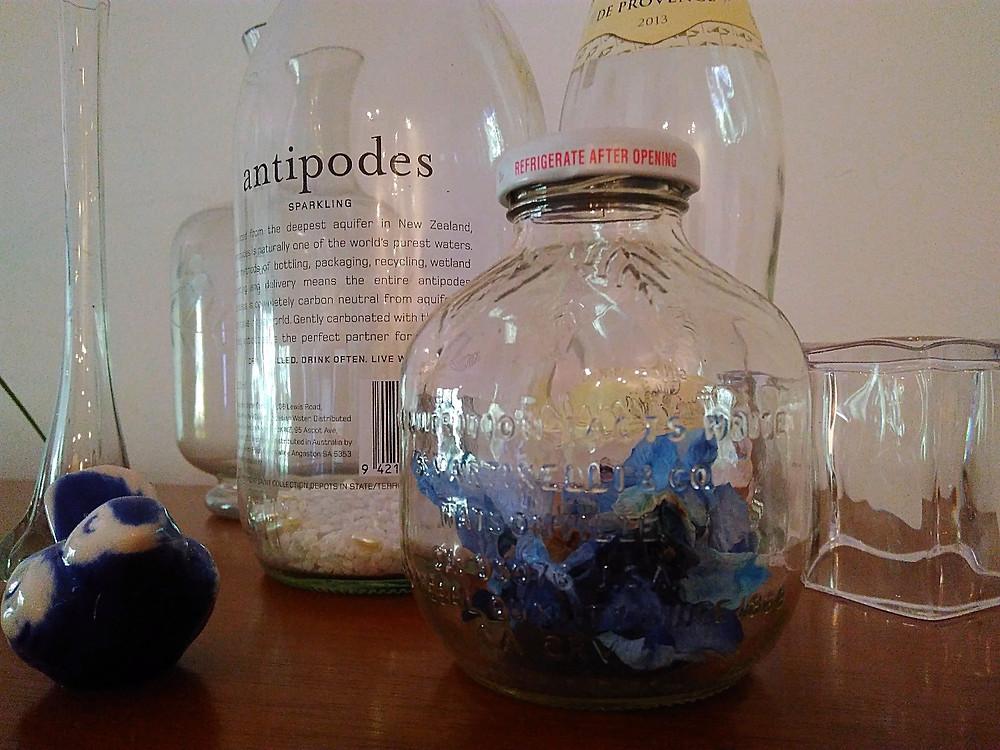 upcycling _ garrafas para decorar