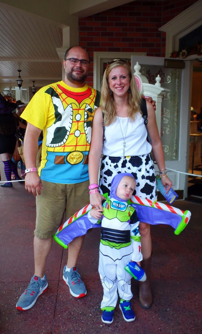 família Toy Story