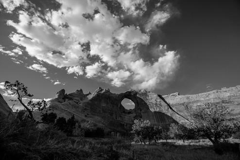 Window Rock, Navajo Nation, Arizona. 2017