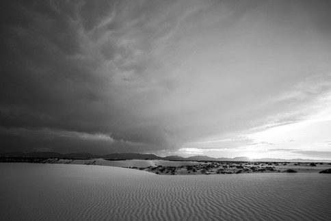 Chihuahuan Desert, White Sands National Monument, New Mexico. 2017