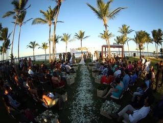 Casamento na Praia em Ilhéus?! Escolha um Resort de Charme!