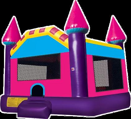 Pink Bounce Castle