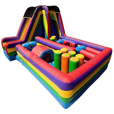 360 Obstacle Course