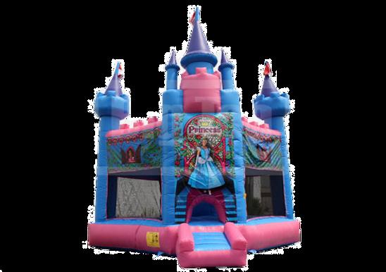 Princess Bounce Castle