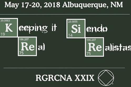 RGRCNA XXIX-MEN-NATE G & RICH M