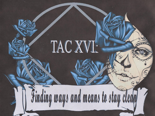 TAC XVII DEALING WITH LOSS IN RECOVERY-SHARON B & TOM H