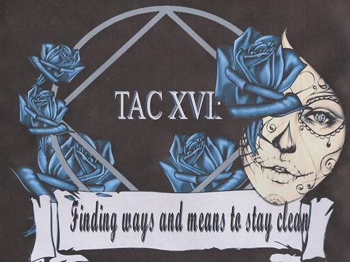 TAC XVII SPONSORSHIP-TAMORA P & ELDON F