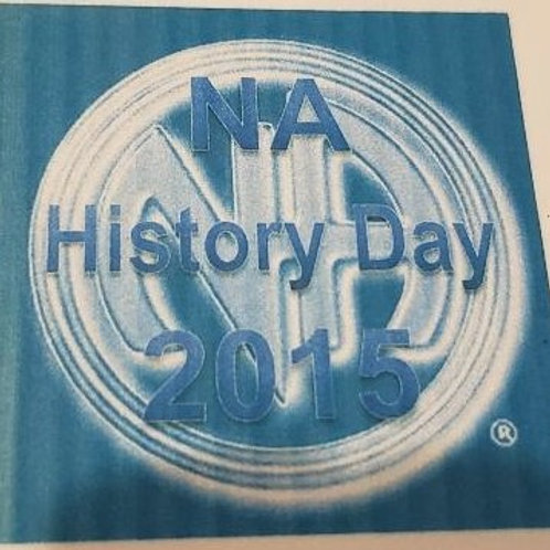 NA HISTORY DAY-GROWTH & DEVELOPEMENT OF THE FELLOWSHIP 70 & 80'S-JACKIE A