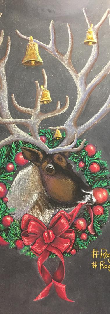 Ringing Reindeer