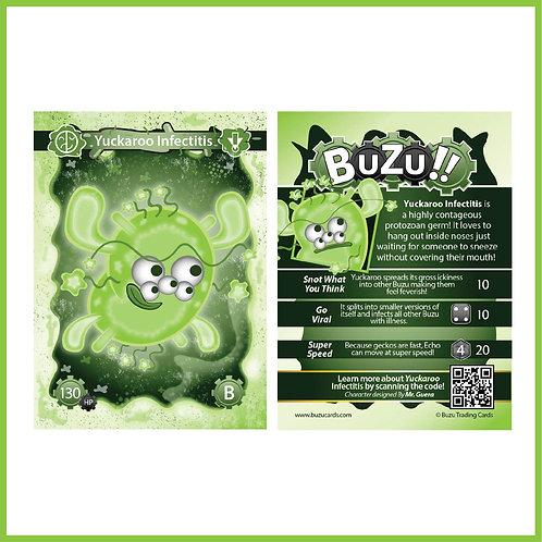 Yuckaroo Infectitis (5 pack)