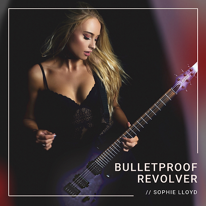 Bulletproof Revolver - Digital Download