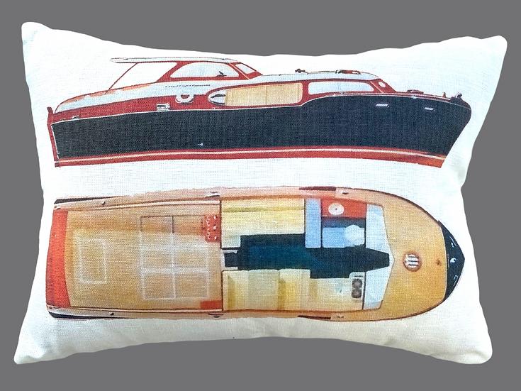 Chris Craft Pillows