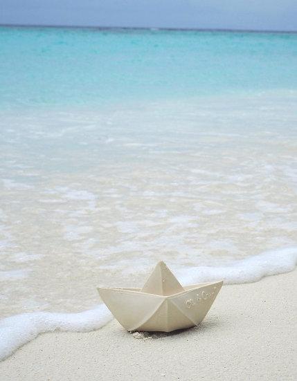Origami Boat Teether