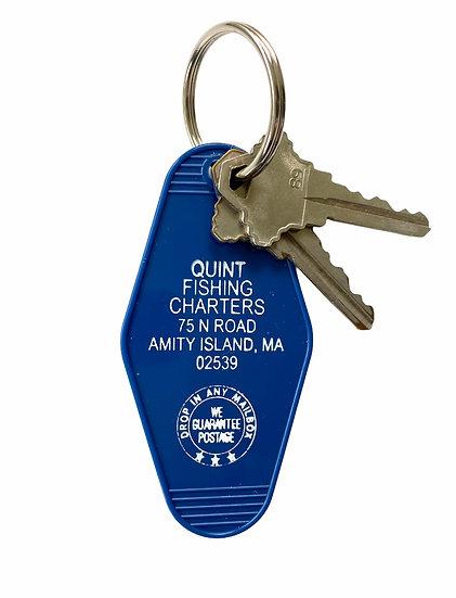 Amity Motel Key Fob