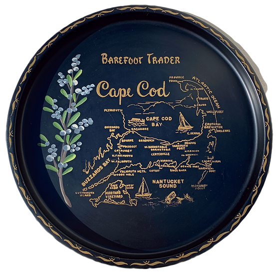 Barefoot Traders Cape Cod Tray