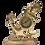 Thumbnail: Brass Anchor Clock