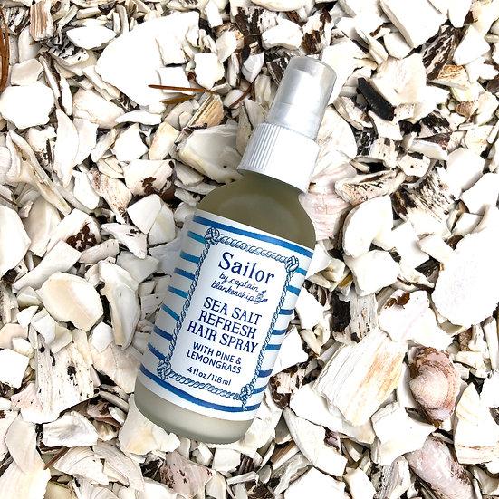 Sailor  Sea Salt Refresh Spray with Pine & Lemongrass