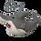 Thumbnail: Shark Ornament