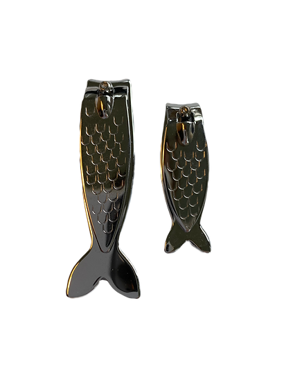 Big Fish, Little Fish Nail Clippers
