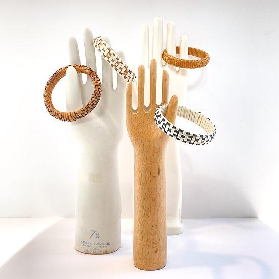 Rattan Bracelets