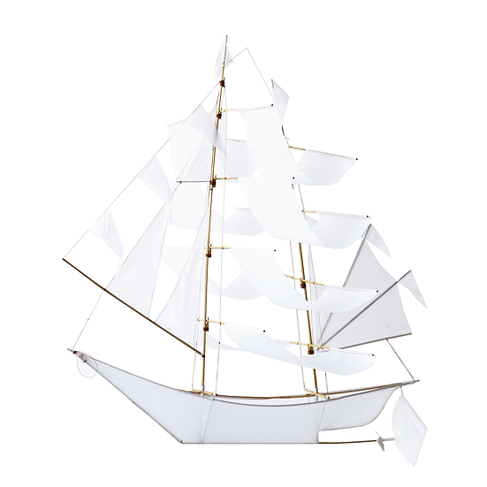 Ghost Ship Kite
