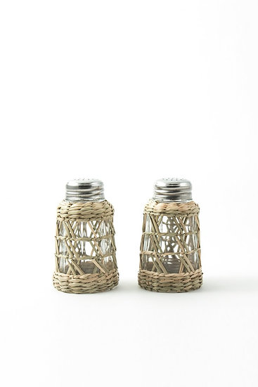 Seagrass Salt & Pepper