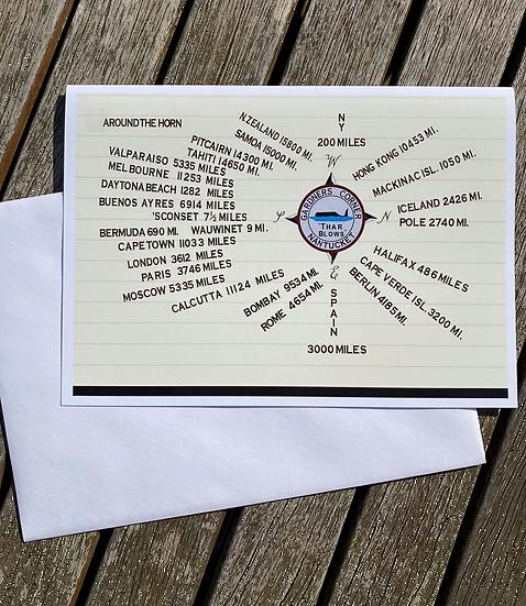 Cape & Nantucket Cards