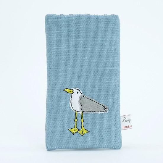 Seagull Phone/Sunglass Case