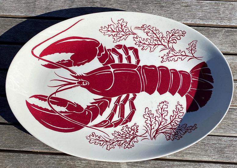 Vintage Lobster Platter