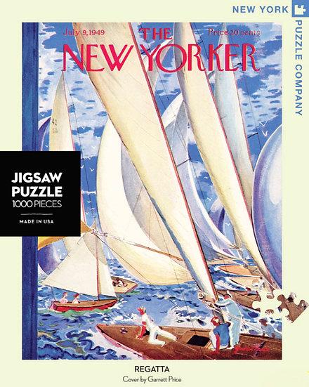 The New Yorker-Regatta Puzzle