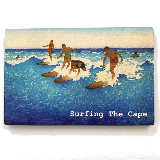 The Cape Wood Postcard