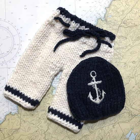 Sailor Newborn Set