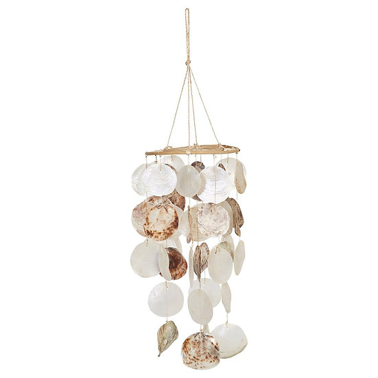 Capiz Shell Mobile/Wind Chime