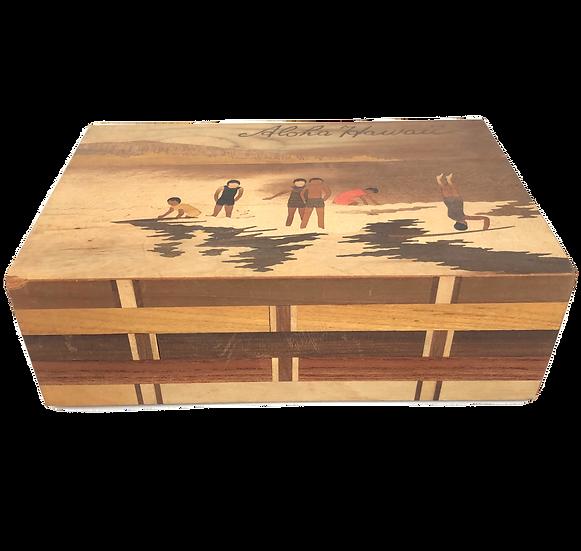 Hawaii Puzzle Box