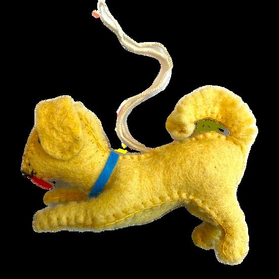 Golden/Yellow Lab Ornament