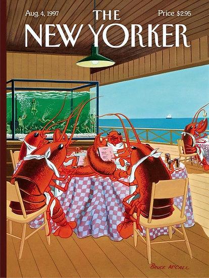 Lobsterman's Special Puzzle