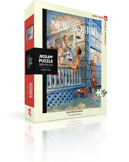 Summer Getaway Puzzle