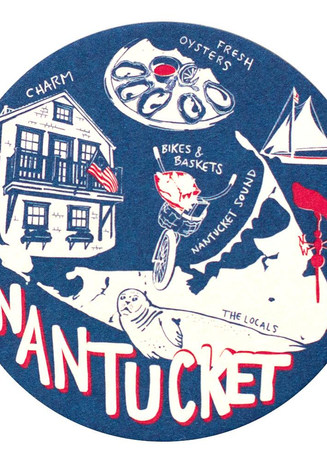 Nantucket Coaster