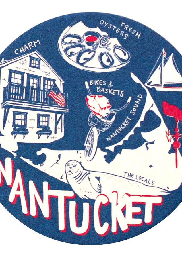 Nantucket Coaster