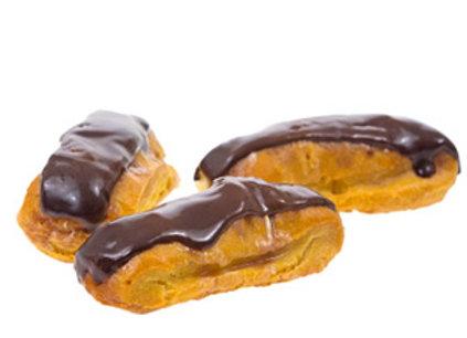 Mini Chocolate Eclairs (12pcs)