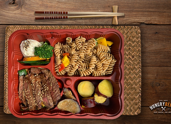 WESTERN BENTO SIGNATURE 3 (Ribeye Steak)