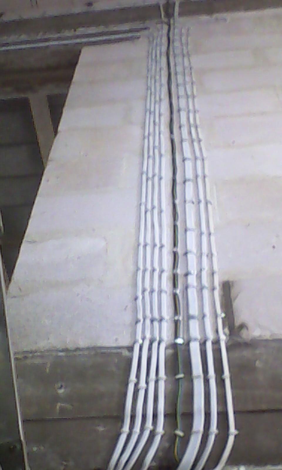 Wykonanie instalacji elektrycznych