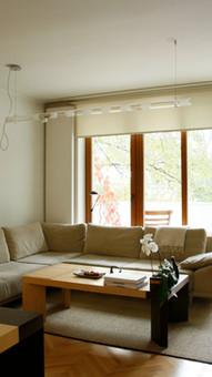 Projekt wnętrz apartamentu w Bronowicach