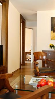 Projekt wnętrz apartamentu na Kazimierzu w Krakowie