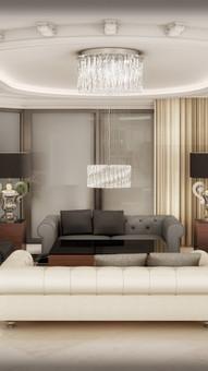 Projekt przebudowy wnętrz domu w Zabrzu