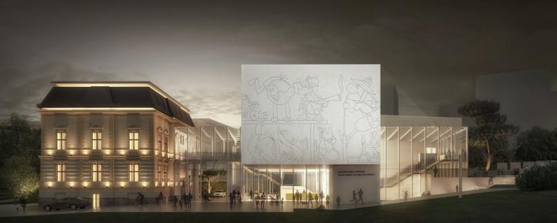 Interaktywne Centrum Bajki i Animacji w Bielsku-Białej