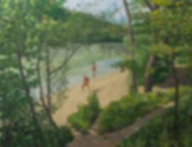 Swimmers in the Woods.jpg